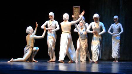 La Danseuse sur la braise d'Arabesk