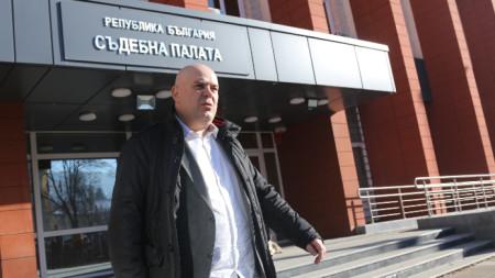 Главният прокурор Иван Гешев даде брифинг по повод акцията в Перник