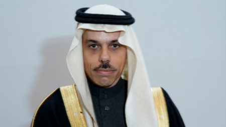 Принц Фейсал бин Фархан бин Абдуллах ал Сауд