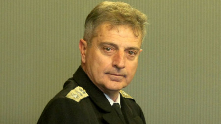 Вицеадмирал Емил Ефтимов