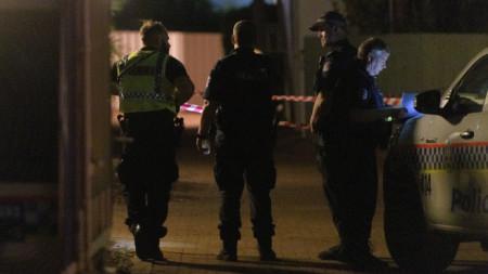 Четирима души бяха убити, а един - ранен при стрелба в северния австралийски град Дарвин