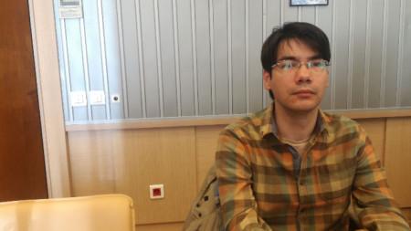 Историкът Силвио Томов