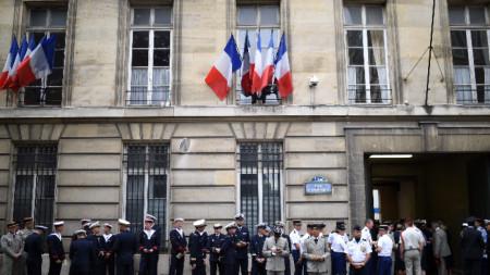 Министерството на отбраната в Париж