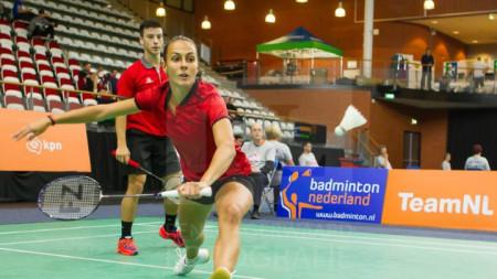 Мария Мицова и Алекс Влаар са на четвъртфинал в Минск.