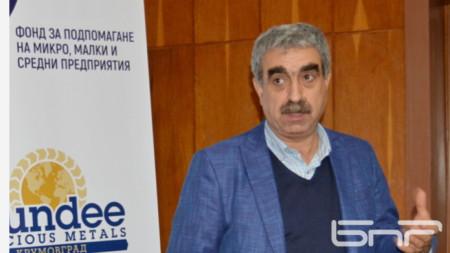Инж. Илия Гърков