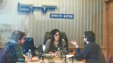 Алексей Пампоров, Михайлина Павлова и Николай Облаков