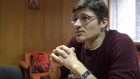 Олег Лабозин в ДКТ