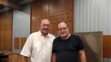 Емил Янев и Виктор Тръпков