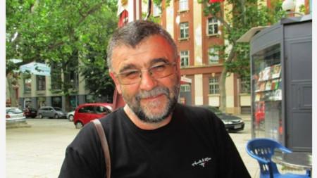 Писателят Христо Стоянов