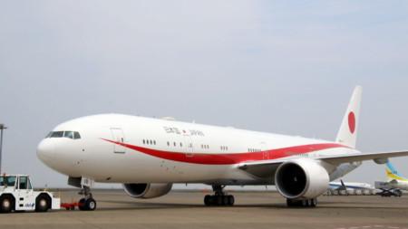 """Пожарът бил предизвикан от печка на борда на правителствения  """"Боинг 777-300ER""""."""