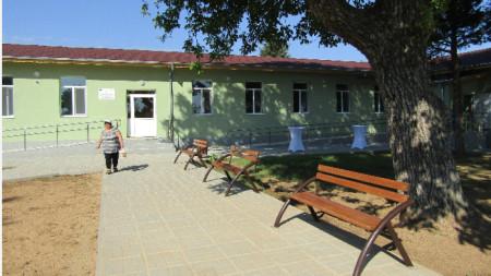 Център за лица с умствена изостаналост - село Имренчево