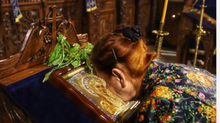 15 август е един от 12-те най-големи християнски празници Успение на Пресвета Богородица или Голяма Богородица