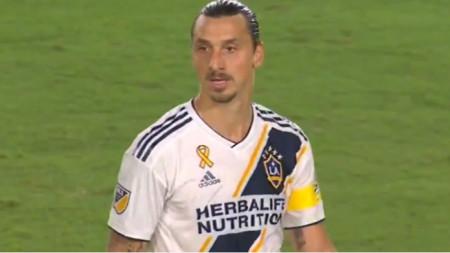 Златан Ибрахимович вече има 26 гола този сезон.