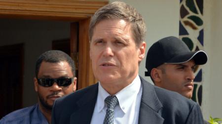 Матю Тюлър - бивш посланик в Кувейт и Йемен и сегашен посланик на САЩ в Багдад