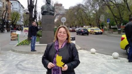 Диана Настева
