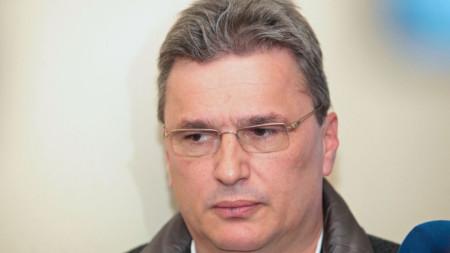 """Бисер Лазов - основният свидетел на прокуратурата по делото """"КТБ""""."""