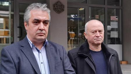 Валентин Георгиев, началник отдел