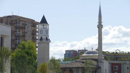 Pamje nga Tirana
