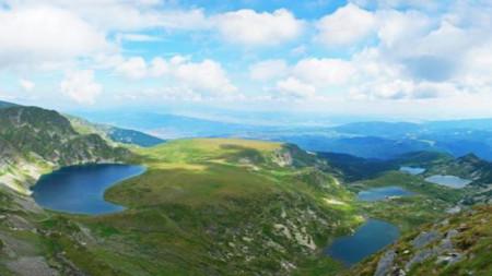 Bu yaz dağ tatili tercih edilecek. Rila Dağı Gölleri