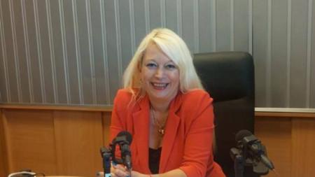 Анелия Торошанова, водещ на