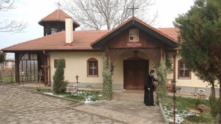 """Църквата """"Света Троица"""" в село Айдемир"""
