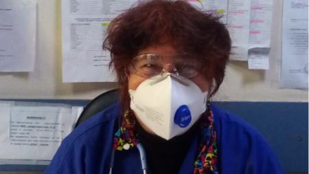 Д - р Десислава Кателиева, Национална асоциация на работещите в спешната медицинска помощ