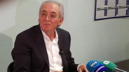 Лютви Местан свика медиите на Разпети Петък, защото останал изумен от твърденията на говорителя на Главната прокуратура.