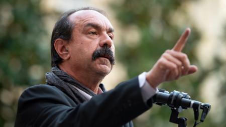 Синдикалният лидер Филип Мартинес обяви, че стачките ще продължат