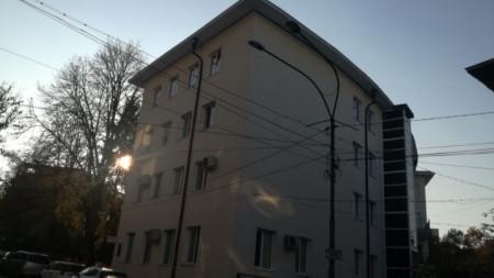 Бившият почивен дом на учителя в Кюстендил, който става център за квалификация на педагози.