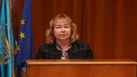 Професор Марияна Божинова