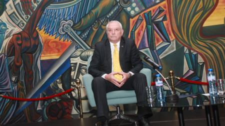 Стратегията беше представена от заместник-министъра на културата Румен Димитров.
