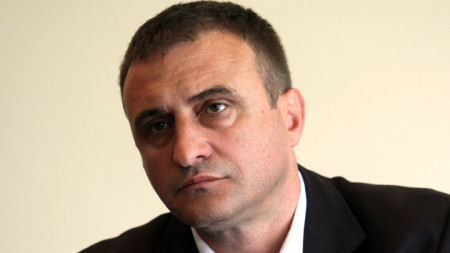 Заместник-председателят на ДПС Ахмед Ахмедов