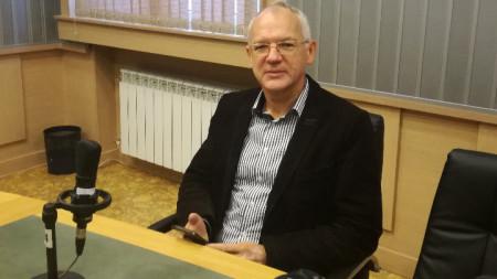 Васил Велев, председател на УС на Асоциация на индустриалния капитал в България.