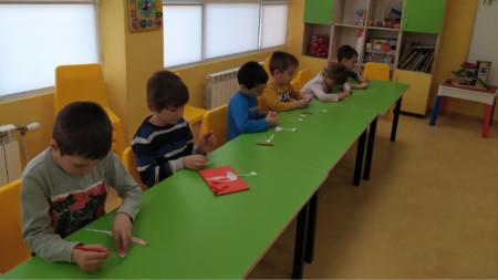 Деца от 124 Детска градина