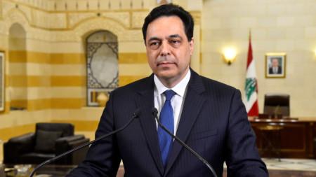 Премиерът на Ливан Хасан Диаб