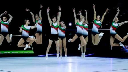 Национален отбор на България по спортна аеробика