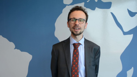Павел Зерка от Европейския съвет за външна политика