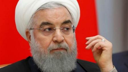 Хасан Рухани, президент на Иран