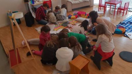 В българското училище в Берн се обучават 19 деца на възраст между 4 и 14 години