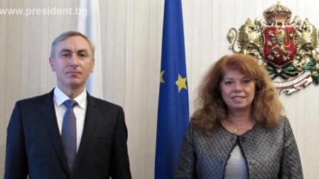 Ilijana Jotova dhe Anatol Çebuk