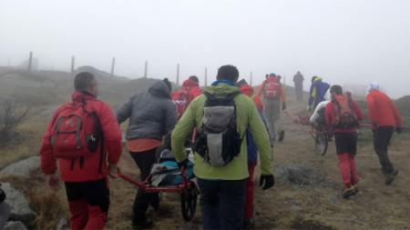 Организаторите и друг път са правили подобни разходки в планината. Този път ще има нужда от ски и шейни
