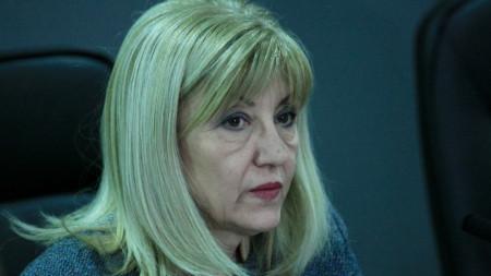 Министърът на регионалното развитие и благоустройството Петя Аврамова