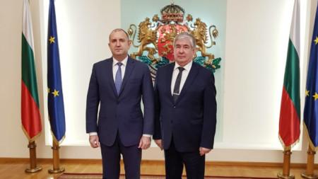 Снимка: Facebook/ Посолство на Русия в България