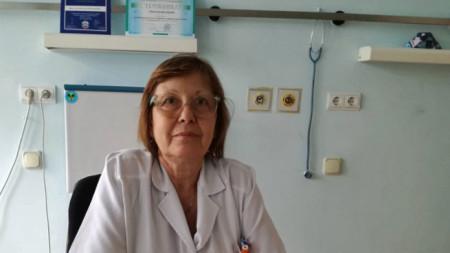 Доц. Светлана Велизарова