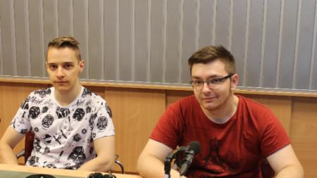 Тодор Ковачев и Петър Желев