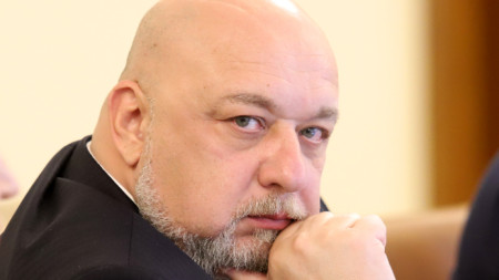 Министърът на спорта Красен Кралев