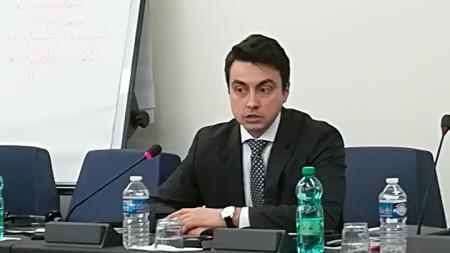 Момчил Неков от Група на Прогресивния алианс на социалистите и демократите в Европейския парламент/БСП