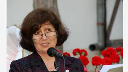 Йорданка Манкова