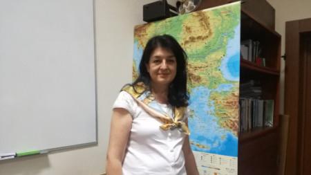 Професор Теменужка Бандрова