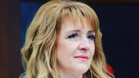 Сийка Суркова, кмет на с. Момчиловци